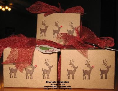 Joyous celebrations tulle bow cookie box sides watermark