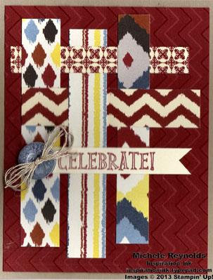 Best of birthdays woven parker's patterns watermark