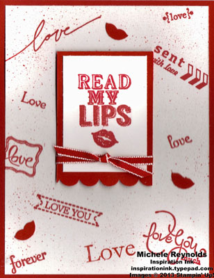 Best of love read my lips collage watermark