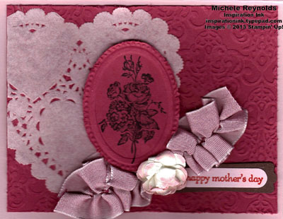 Best of flowers vintage rose mother's day watermark