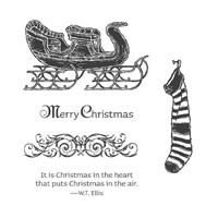 Open sleigh