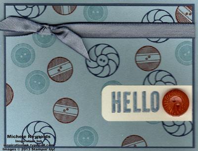 Button button hello collage watermark