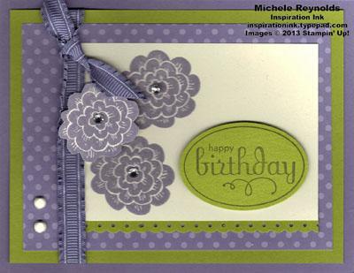 Raining flowers wisteria birthday watermark