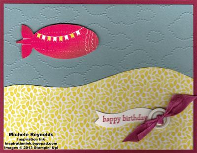 Moving forward daisy field balloon watermark