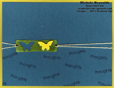 Try it kit stringed butterfly thoughts watermark