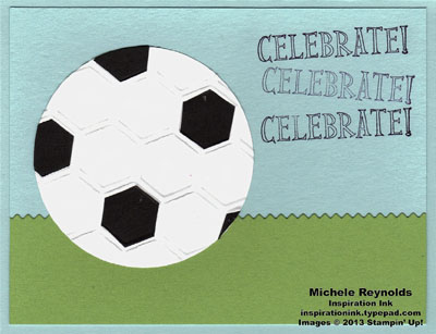 Best of birthdays soccer ball celebration watermark