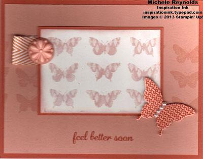 Papillon potpourri diamond butterflies watermark