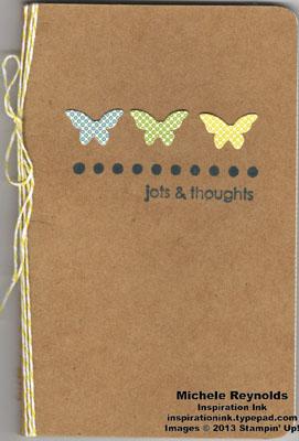 Try it kit journal watermark