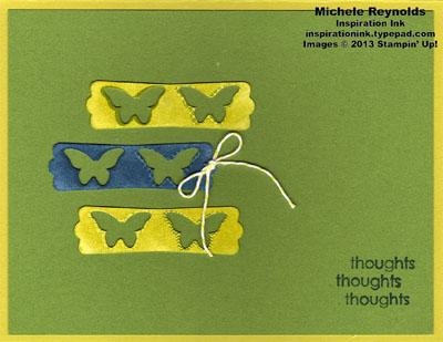 Try it kit 6 modern label butterflies watermark