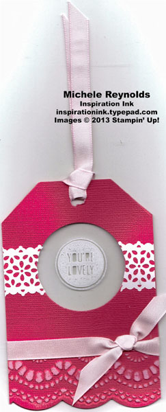 Show & tell 1 lovely tag watermark