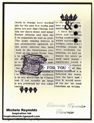 Best of shelli old fashioned typewriter memories watermark