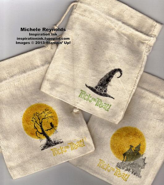 Best of halloween muslin bags watermark