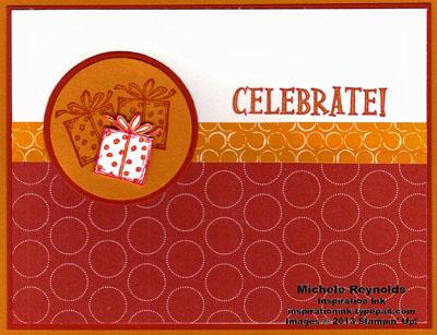 Best of birthdays polka dot presents watermark