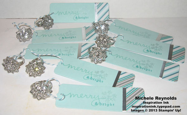 Endless wishes ring tags watermark