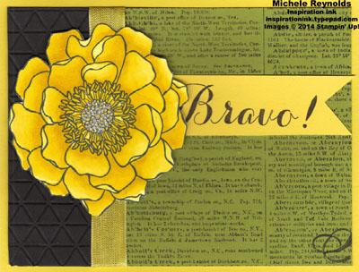 Blended bloom bravo bloom watermark