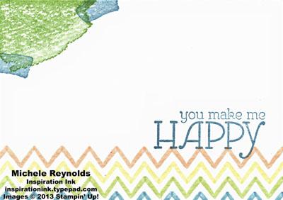 Happy watercolor simply happy watermark