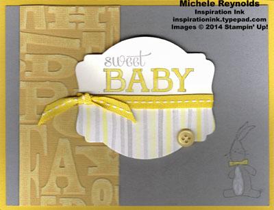 Baby we've grown sweet baby label watermark