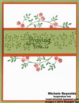 Thoughts & prayers prayer wreath watermark