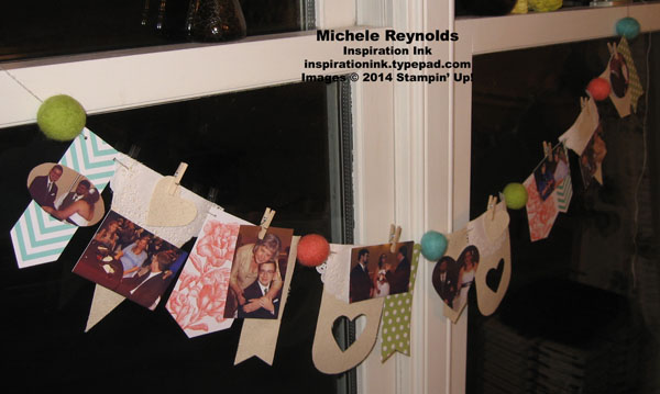Heartfelt banner kit wedding banner whole angle watermark