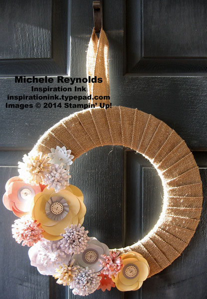 Burlap and blooms simply created wreath kit watermark