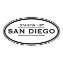 I earned a trip to San Diego from Stampin' Up!