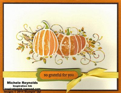 Fall fest framed pumpkins watermark