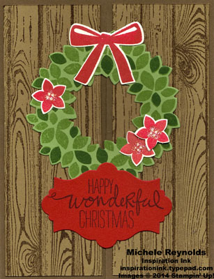 Wondrous wreath double door wreath watermark