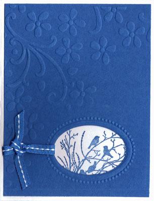 Birthday card from lynne roth