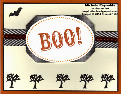 Boo-tiful bags kit boo trees watermark