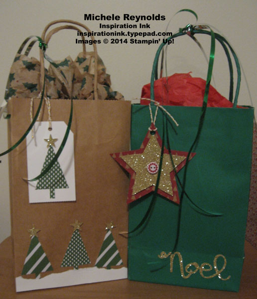 Many merry stars kit gift bags watermark