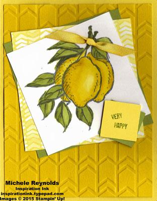 A happy thing very happy lemons watermark