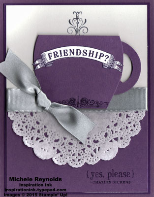 From my heart friendship tea cup watermark