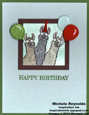 From the herd llama birthday watermark