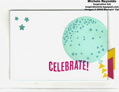 Celebrate today star balloon watermark