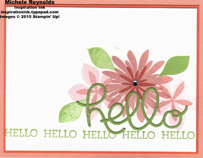 Flower patch hello flowers watermark