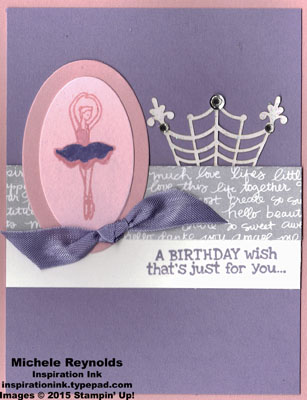 Sparkly seasons ballerina birthday crown watermark