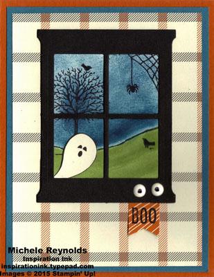 Happy scenes haunting ghost boo watermark