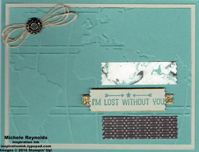 Going global lost washi tape watermark