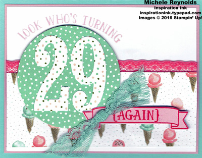 Number of years 29 again ice cream watermark