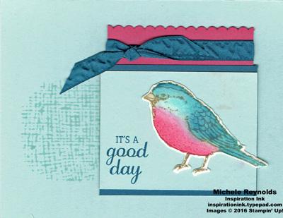 Best birds good day bird watermark