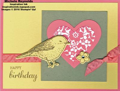 Best birds heart bird birthday watermark