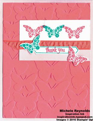 Papillon potpourri bermuda flamingo butterflies watermark