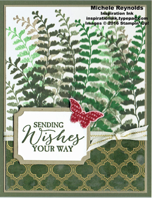Butterfly basics fall fern wishes watermark