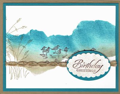 Birthday card lynne roth