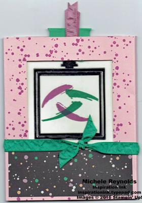 Painter's palette magic card closed watermark