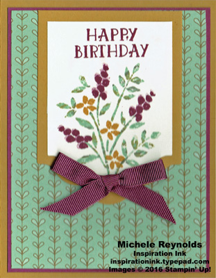 Paisleys & posies autumn birthday label watermark