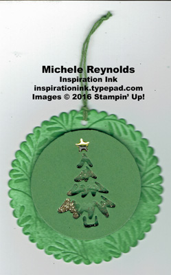 Merry tags framelits shaker tree tag watermark