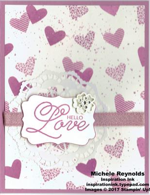 Sealed with love sugarplum hearts watermark