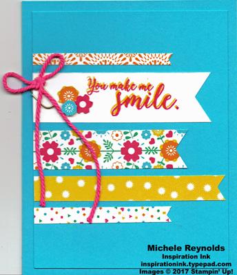 Colorful seasons fiesta smile banners watermark