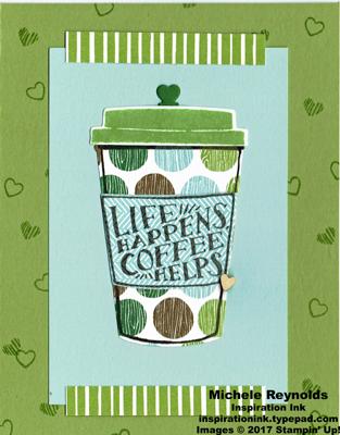 Coffee cafe coffee helps hearts watermark